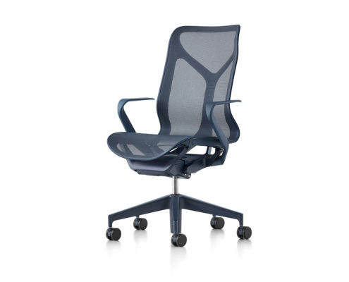 Herman Miller Cosm chair Nightfall